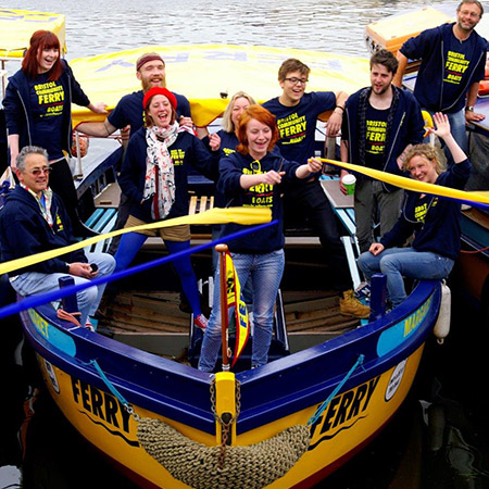 Bristol Community Ferry Become A Shareholder