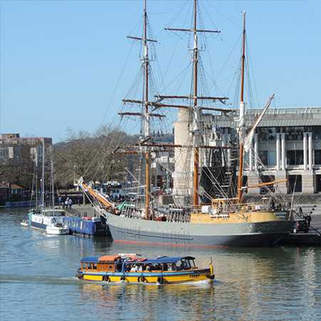 Bristol Harbour Private Tours by Boat