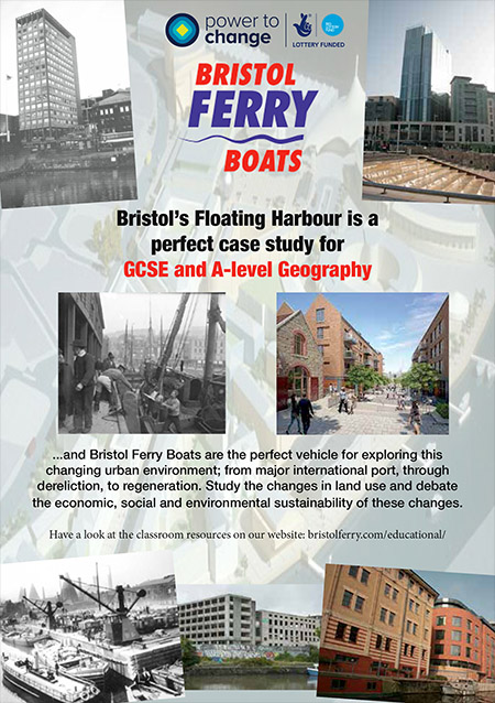 Secndary Education Guided Tours Bristol Ferry