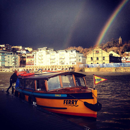 Bristol Ferry Private Hire Water Taxi Service