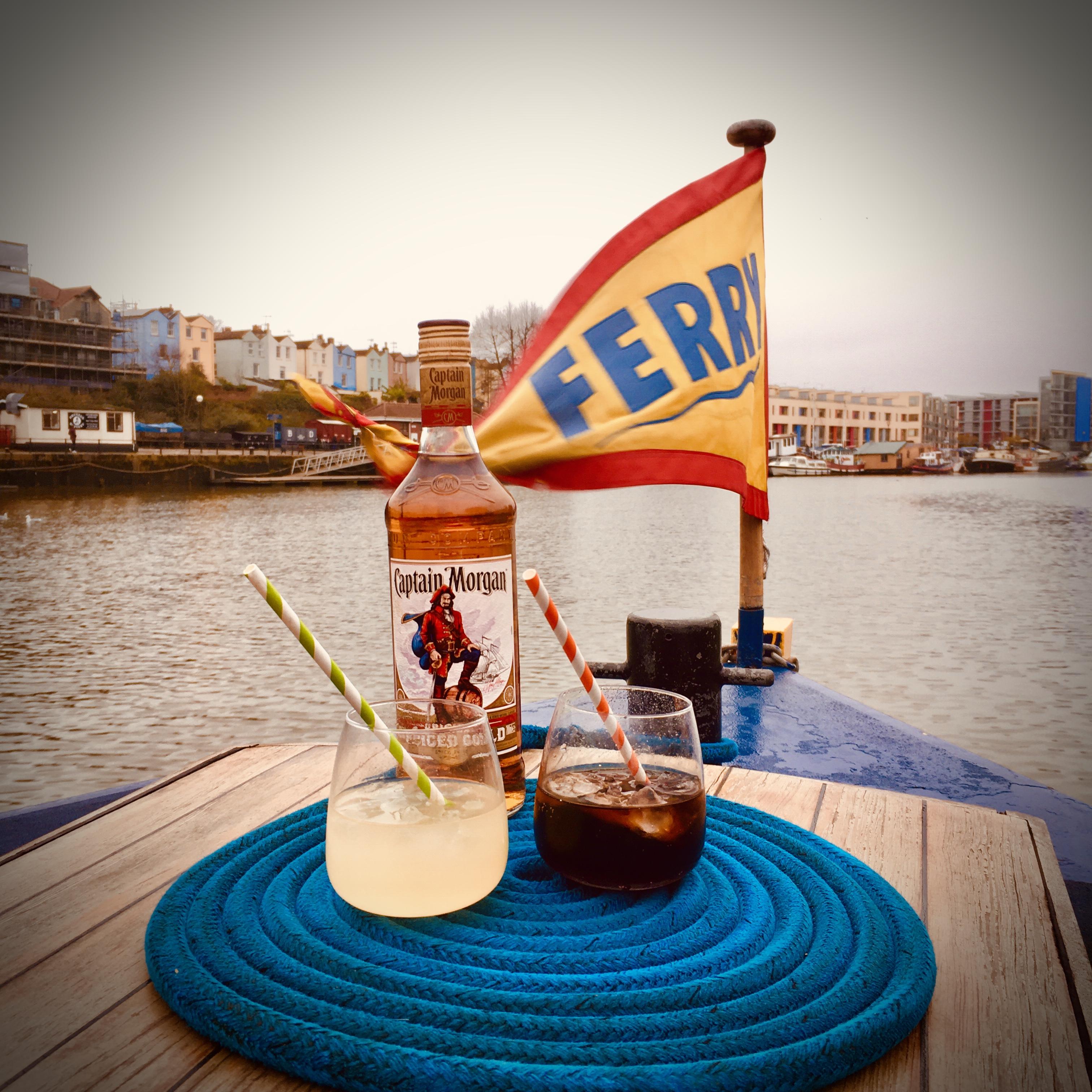 Rum Cruise Bristol Ferry Boats